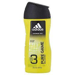 ADIDAS sprchový gél pre mužov Pure Game 250 ml
