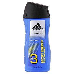 ADIDAS sprchový gél pre mužov Sport Energy 250 ml