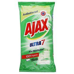 AJAX antibakteriálne čistiace obrúsky 50 ks