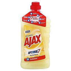 AJAX čistič na podlahy Citrónová sviežosť 1 l