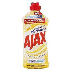 AJAX Max Power gélový čistič Citrónové kvety 750 ml