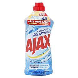 AJAX Max Power gélový čistič Sviežosť vodopádu 750 ml