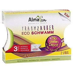 ALMAWIN ekologická špongia na riad 2 ks