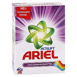 ARIEL Actilift prášok na farebné prádlo 1,95 kg / 30 praní
