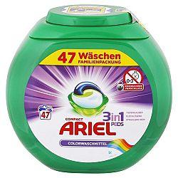 ARIEL Pods 3v1 kapsule na farebné pranie rodinné balenie 47 ks