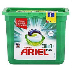 ARIEL Pods 3v1 univerzálne kapsule na pranie Febreze 24 ks