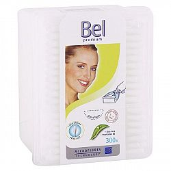 BEL vatové tyčinky do uší Premium 300 ks