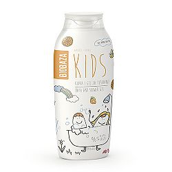 Biobaza KIDS detský sprchový gél mandarínka a pomaranč 250 ml