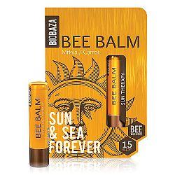 Biobaza SUN včelí balzam s mrkvovým olejom 4.5 g