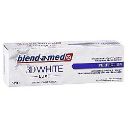BLEND A MED zubná pasta na bielenie zubov 3D Luxe 75 ml