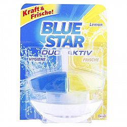 BLUE STAR DuoAktiv WC blok Citrónová sviežosť 50 ml