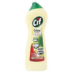 CIF krémový čistič s vôňou Citrusu 750 ml