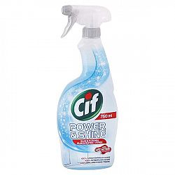 CIF Power & Shine čistič skla 750 ml