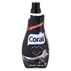 CORAL Black Velvet gél na pranie čiernej bielizne 1,1 l / 22 praní