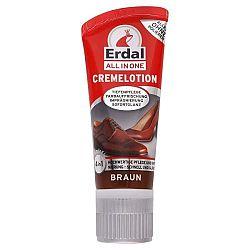 ERDAL All In One krém na topánky 4v1 Hnedý 50 ml