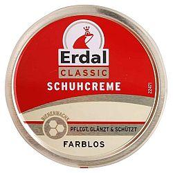 ERDAL Classic krém na topánky Bezfarebný 75 ml