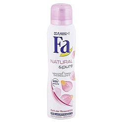 FA dámsky deodorant Natural & Pure 150 ml