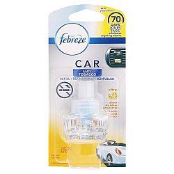 FEBREZE náplň do osviežovača vzduchu do auta Anti-tabak s citrusom 7 ml
