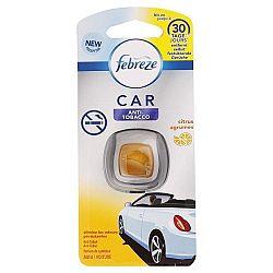 FEBREZE osviežovač vzduchu do auta Anti-tabak s citrusom 2 ml