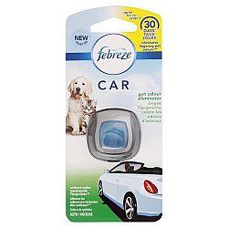 FEBREZE osviežovač vzduchu do auta Eliminátor zvieracích pachov 2 ml