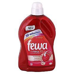 FEWA Renew 3D Color gél na farebnú bielizeň 3 l / 50 praní