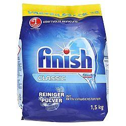 FINISH Classic čistiaci prášok do umývačky riadu 1,5 kg