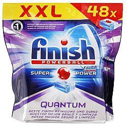 FINISH Powerball Quantum tablety do umývačky 48 ks