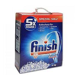 FINISH špeciálna soľ do umývačky riadu 6 kg