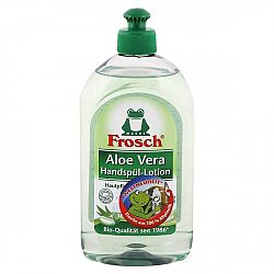 FROSCH BIO balzam na umývanie riadu Aloe vera 500 ml