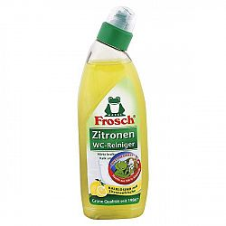 FROSCH BIO čistič WC citrón 750 ml