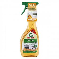 FROSCH BIO multifunkčný čistič povrchov Pomaranč 500 ml