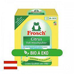 Frosch bio prací prášok Citrus 1.35 kg