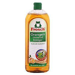 FROSCH BIO univerzálny čistič Pomaranč 750 ml