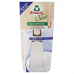 FROSCH OASE BIO osviežovač vzduchu Creme Spa 90 ml
