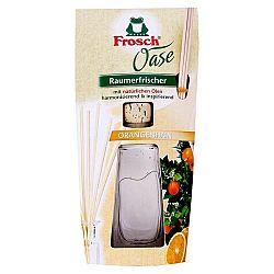 FROSCH OASE BIO osviežovač vzduchu Pomarančový háj 90 ml