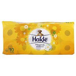 HAKLE toaletný papier Harmanček 3-vrstvový 10 ks