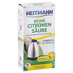 HEITMANN práškový odvápňovač kyselina citrónová 375 g