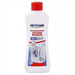 HEITMANN tekutý čistič práčky 3v1 250 ml