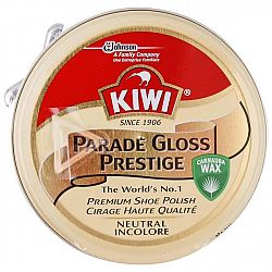 KIWI Premium krém na topánky Bezfarebný 50 ml