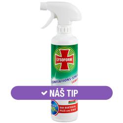 Lysoform univerzálny dezinfečkný sprej Citrón 350 ml