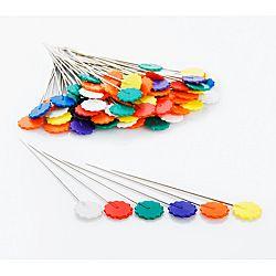 Magnet 3Pagen 100 dekoratívnych špendlíkov