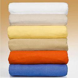 Magnet 3Pagen 2 napínacie posteľné plachty žltá