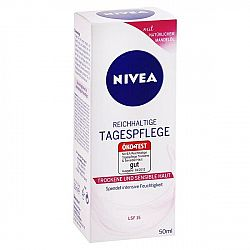 NIVEA denný krém na suchú pleť SPF 15 50 ml