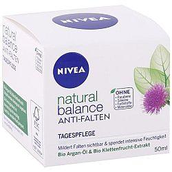 NIVEA denný krém proti vráskam Natural Balance 50 ml