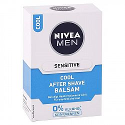 NIVEA Men balzam po holení pre mužov Cool sensitive 100 ml