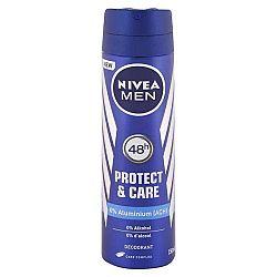 NIVEA Men deodorant pre mužov Protect & Care 150 ml