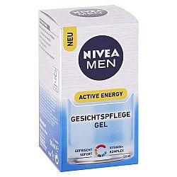 NIVEA Men gélový krém na tvár pre mužov Active Energy 50 ml