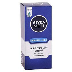 NIVEA Men krém na tvár pre mužov Original Mild 75 ml