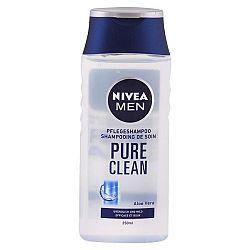 NIVEA Men šampón na vlasy pre mužov Pure Clean s Aloe Vera 250 ml