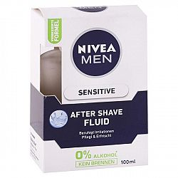 NIVEA Men voda po holení pre mužov Sensitive 100 ml